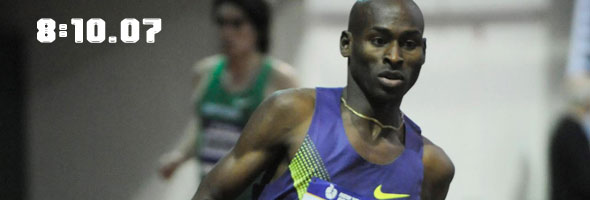 Lagat wins Nationals