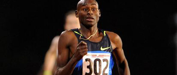 Bernard Lagat - Athlete of the Week