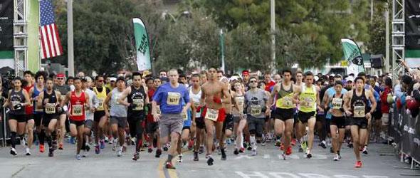 Pasadena Half Marathon 2012