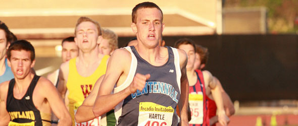 Nick Hartle - Athlete of the Week