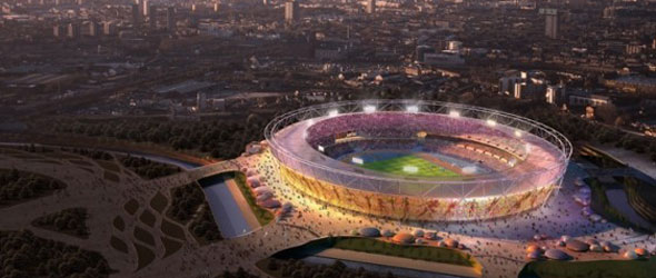 London Stadium 2012