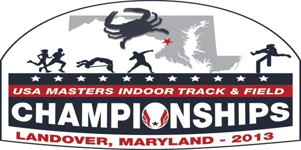 Masters Indoor Track