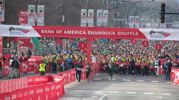 shamrock shuffle 8km