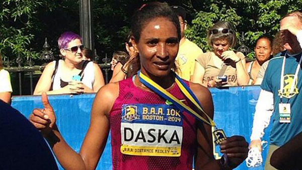 Sambu, Daska Defend BAA 10K Titles