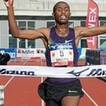 Daba wins Houston Marathon 2011