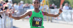 Deba rules at San Diego Marathon