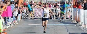 Locals Dominate San Antonio Marathon
