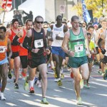 Kemei Sets Record at Richmond Marathon