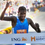 Endale Record at Hartford Marathon