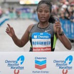 Mohammed, Worku win Houston 2013