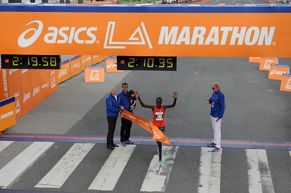 Los Angeles Marathon 2015