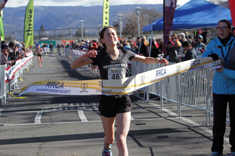 Cool Victors at 2018 Napa Valley Marathon