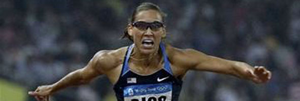 Lolo Jones Hurdles