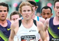 Trafeh, Rhines take USA Half Marathon titles