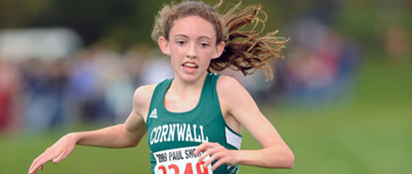 Cuffe Girls Cross Country Runner of the Year
