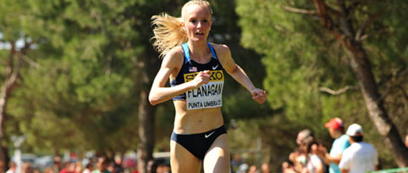 Shalane Flanagan Athlete of the Week March 2011