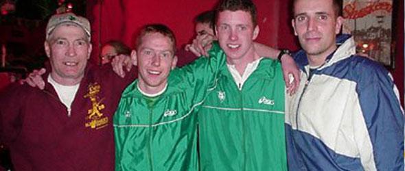 Noel Robinson Gaelic Cup Award