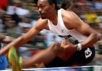 Merritt named Athlete of the Week