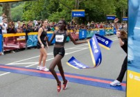 Masai Takes New York Mini 10K