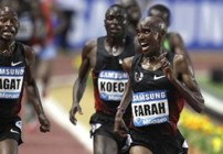 Lagat improves US 5000m Record
