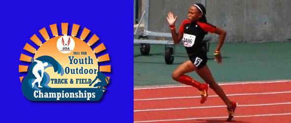 Lauren Williams - Youth Championships