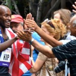 Lagat, Simpson win Fifth Avenue Mile