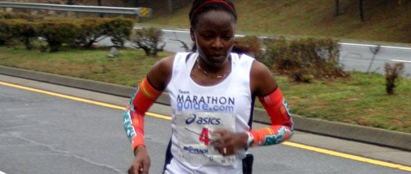 Janet Cherobon-Bawcom wins 10 mile title