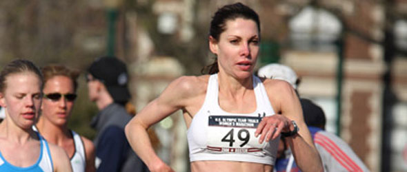 Stephanie Herbst-Lucke sets Masters record