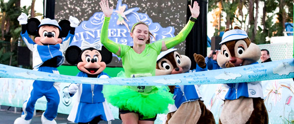 Kellie Nickerson Wins Inaugural Tinker Bell