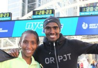 Rotich Returns to NYC Half