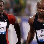 Gatlin edges Powell