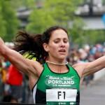 Bak, Goucher Win Inaugural Portland Half