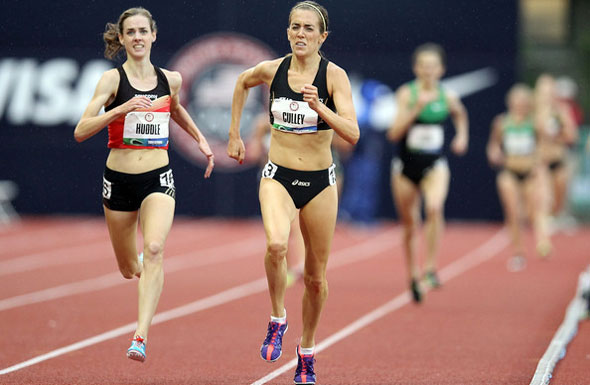 Julie Culley wins 5000m title