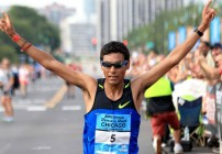 Sanchez, Jarzynska Win Chicago Half