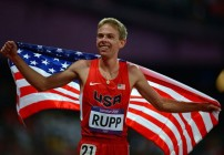 Rupp wins historic silver