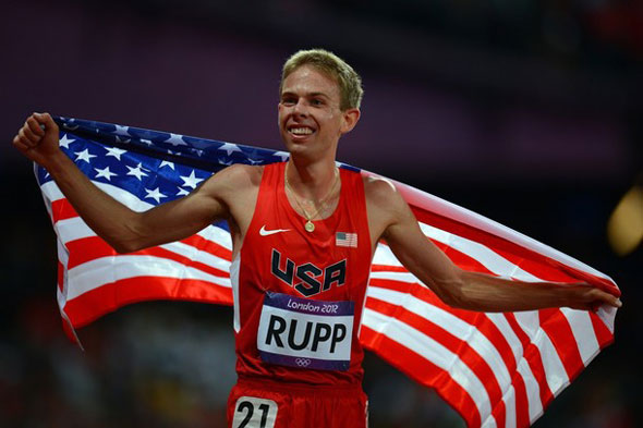 Galen Rupp - London 2012