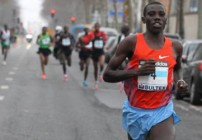 Kenyans dominant in Philly Half