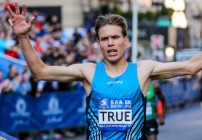 True, Huddle Win USA 5K Titles