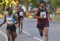 Trafeh, Bawcom Defend USA 10 Mile Titles
