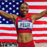 Felix and Eaton win Jesse Owens Award 2012