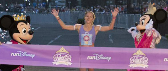 Rachel Booth - Disney Half
