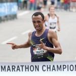 Trafeh, Nelson win Half Champs