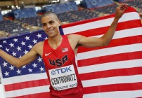 Centrowitz, Martinez shine in Middle Distances