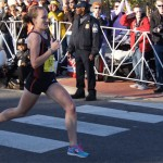 Gallagher sets new course record