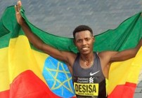 Desisa, Smith Win 13th BAA Half