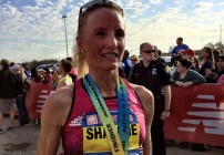 Shalane Flanagan sets new 15k Record