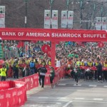 Shamrock Shuffle attracts 30000 runners