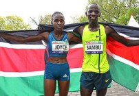 Stephen Sambu wins Healthy Kidney 10K