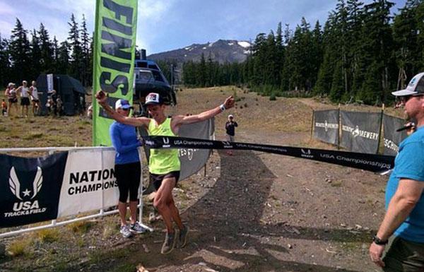 Tim Tollefson - 50k Trail Championships