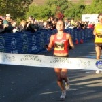Reyes, Hall Win 7th Healdsburg Wine Country Half